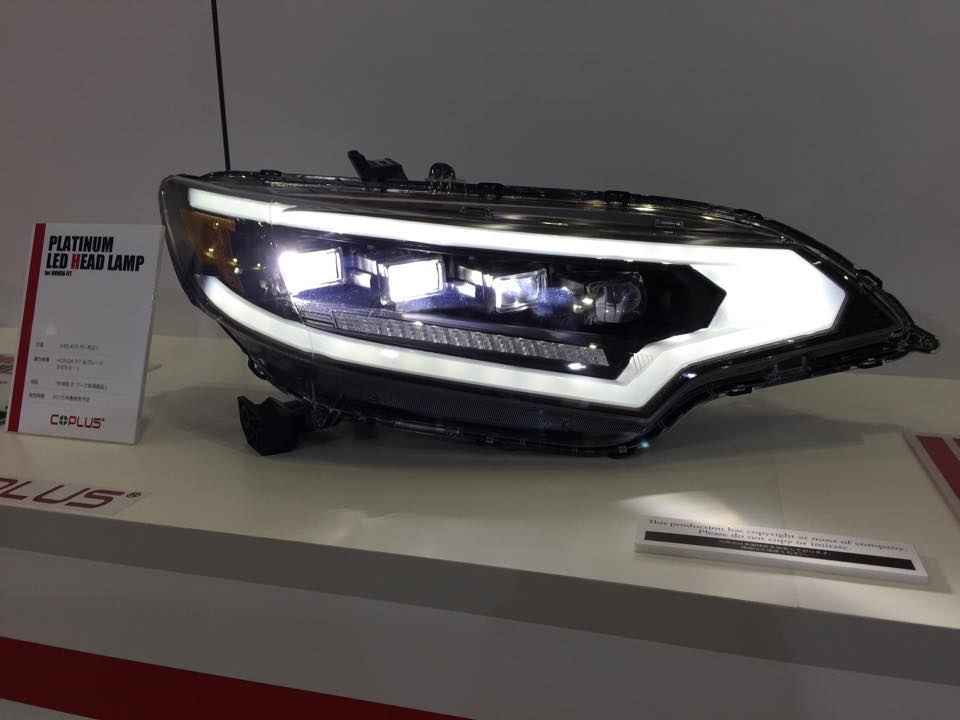Led Headlights Coupe Accord 2012
