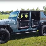 2015 Jeep Wrangler Jku Looks Extreme Is Actually A Daily Driver Autoevolution