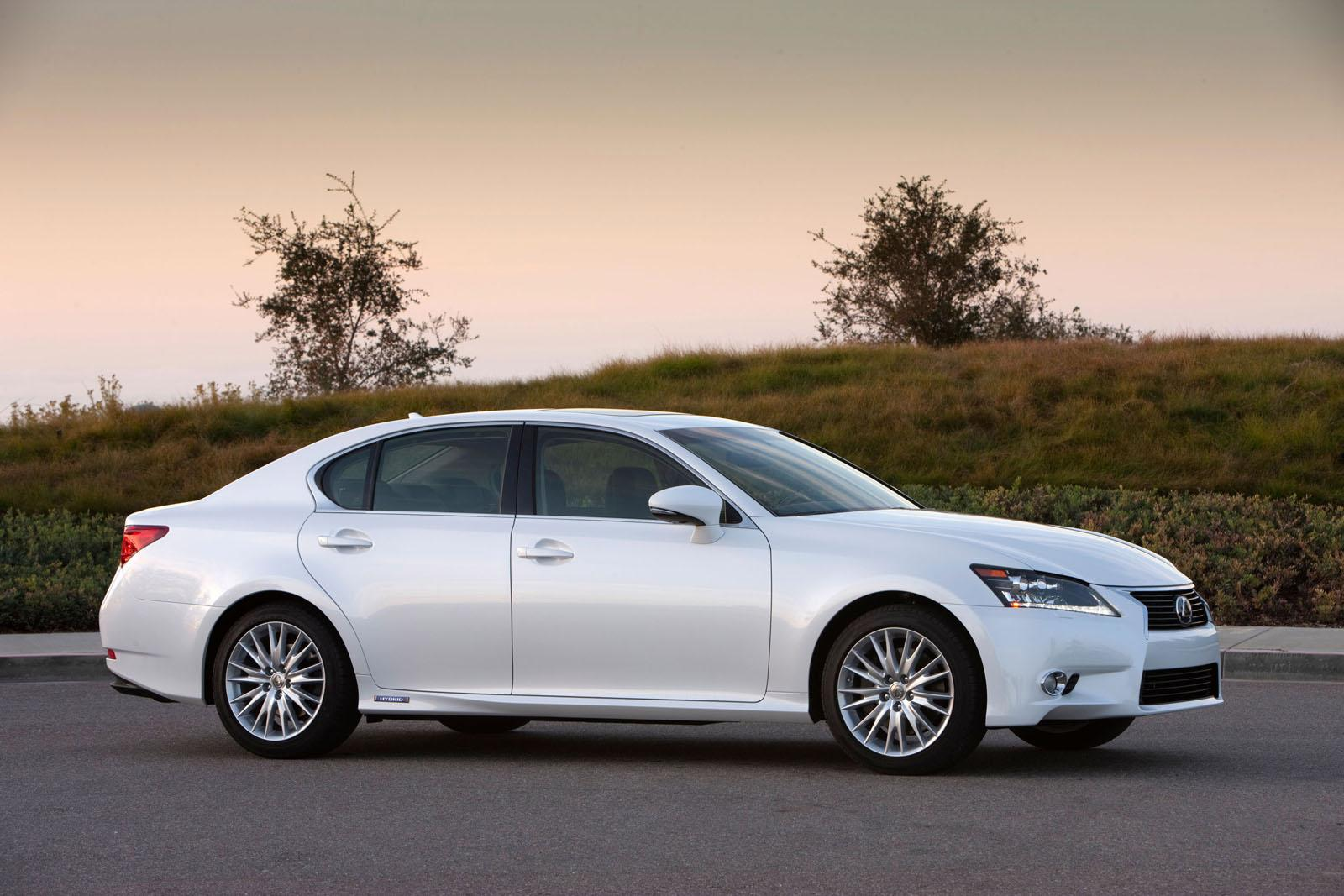 2015 Lexus GS 450h Adds F Sport Styling Performance