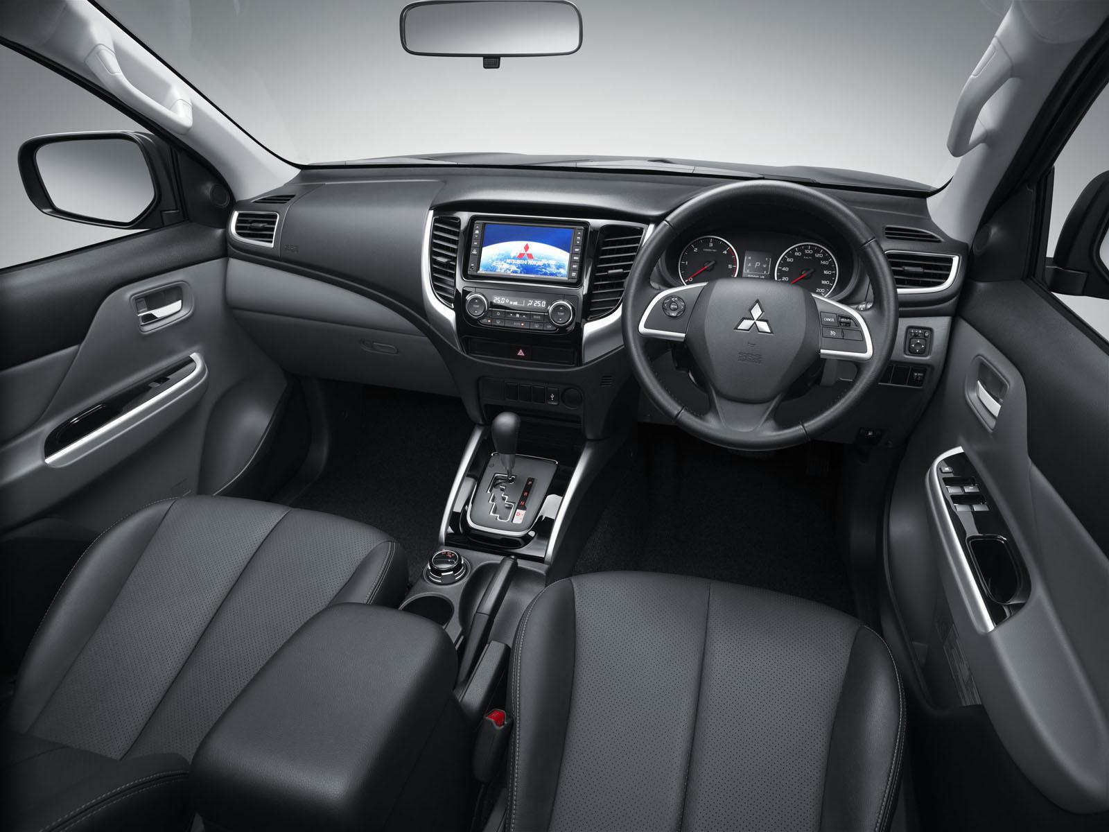 2015 Mitsubishi Triton L200 Debuts In Thailand Video