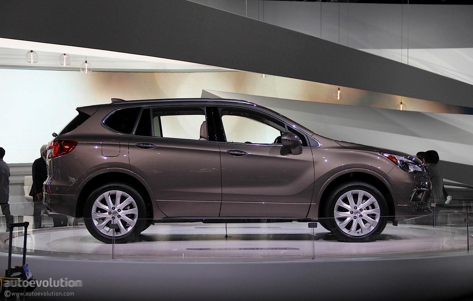 2016 Buick Envision Starts At 42995 2017 MY At 34990