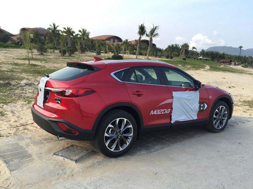2016 Mazda CX 4 Reveals Itself Ahead Of Beijing Motor Show