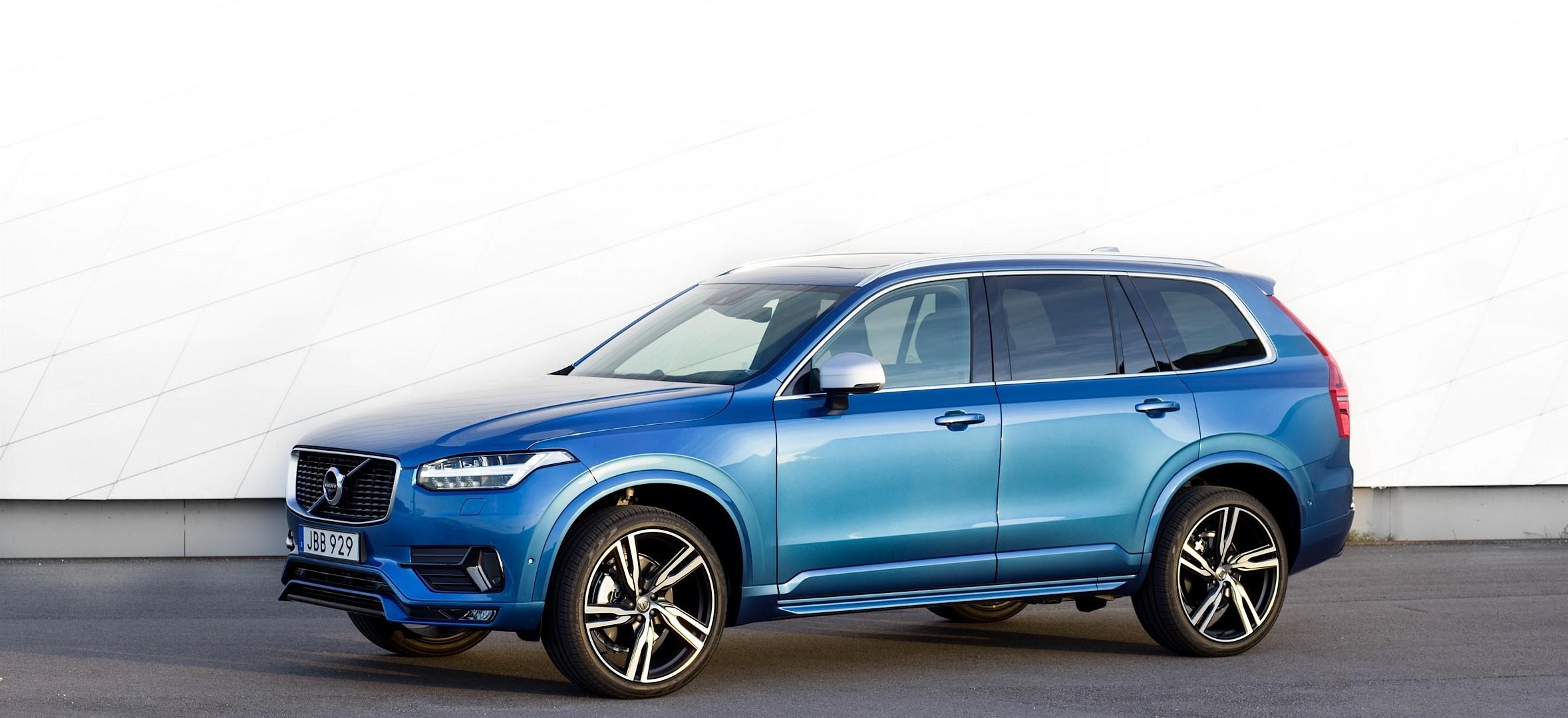 2016 Suv Seating Volvo Xc90