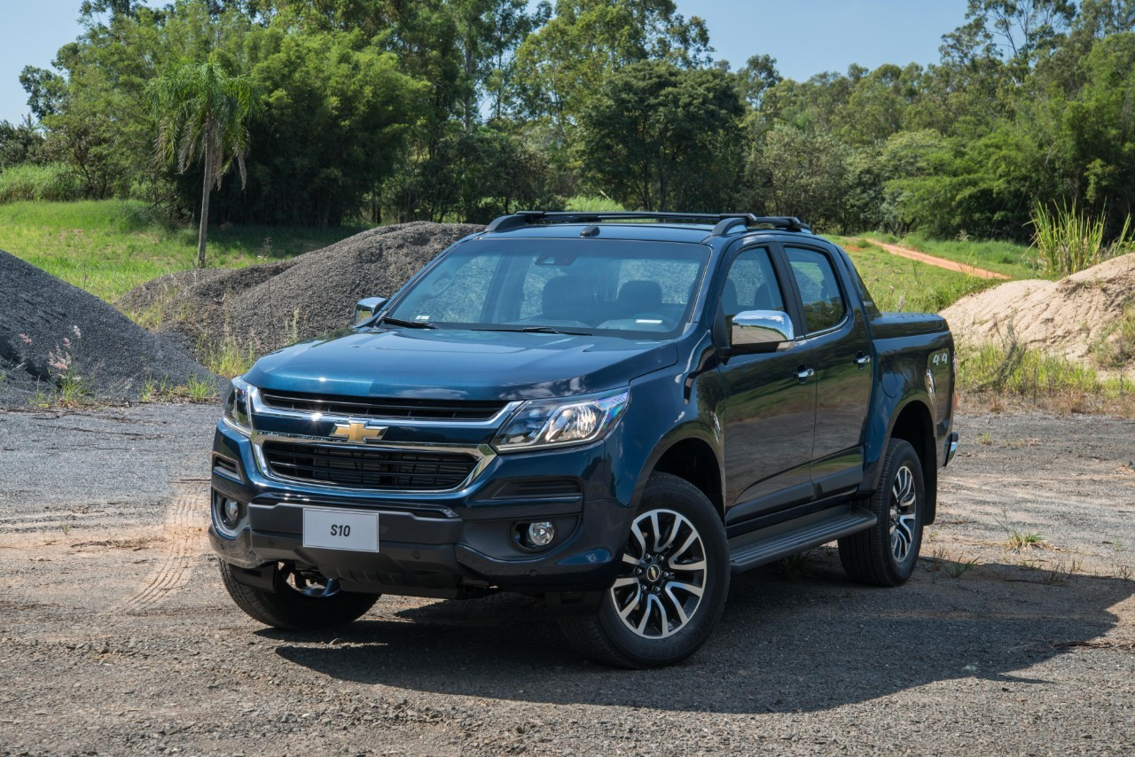 2017 Holden Colorado Previewed By 2017 Chevrolet S10