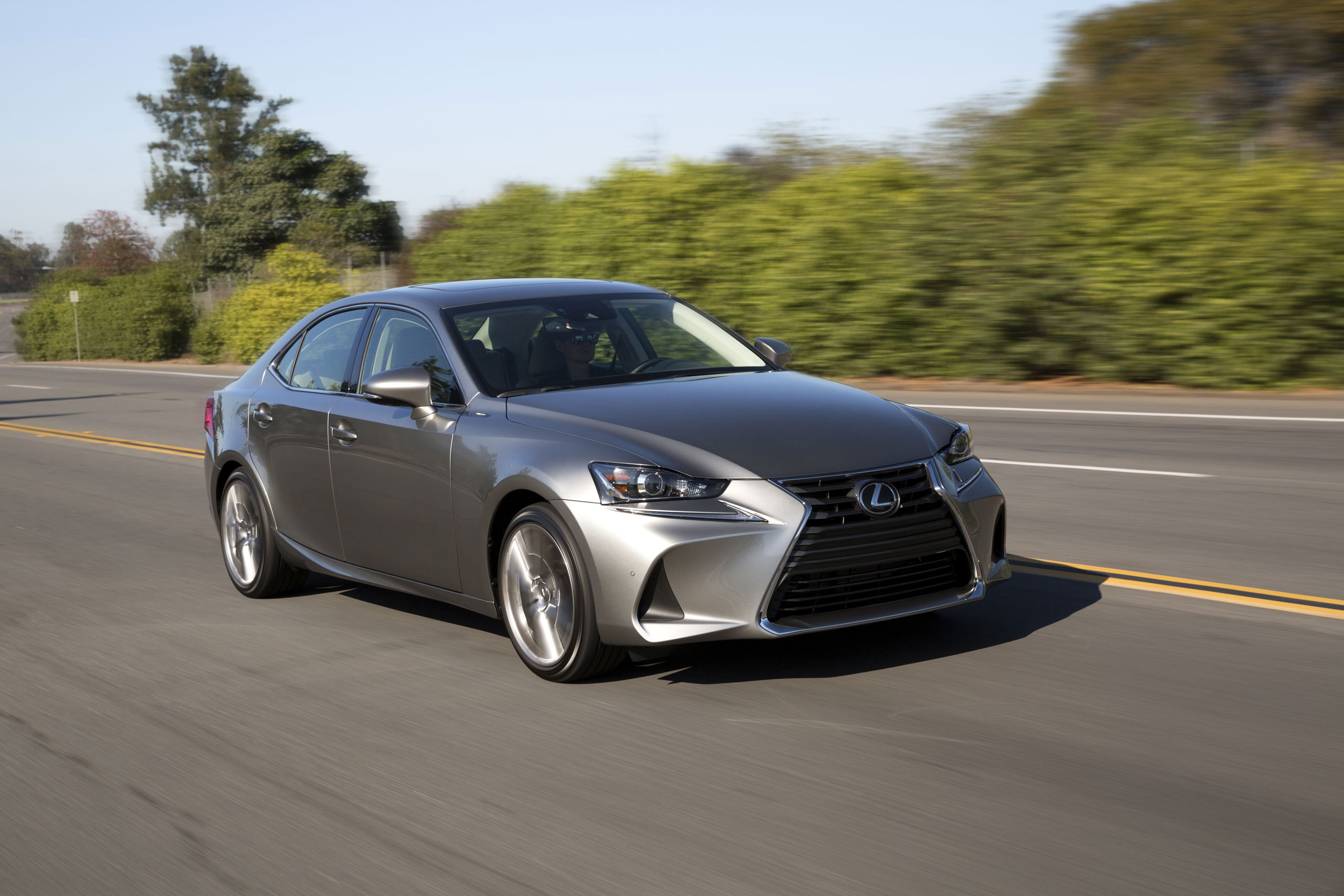 2017 Lexus IS and IS F Sport Launched With Fresh mercials