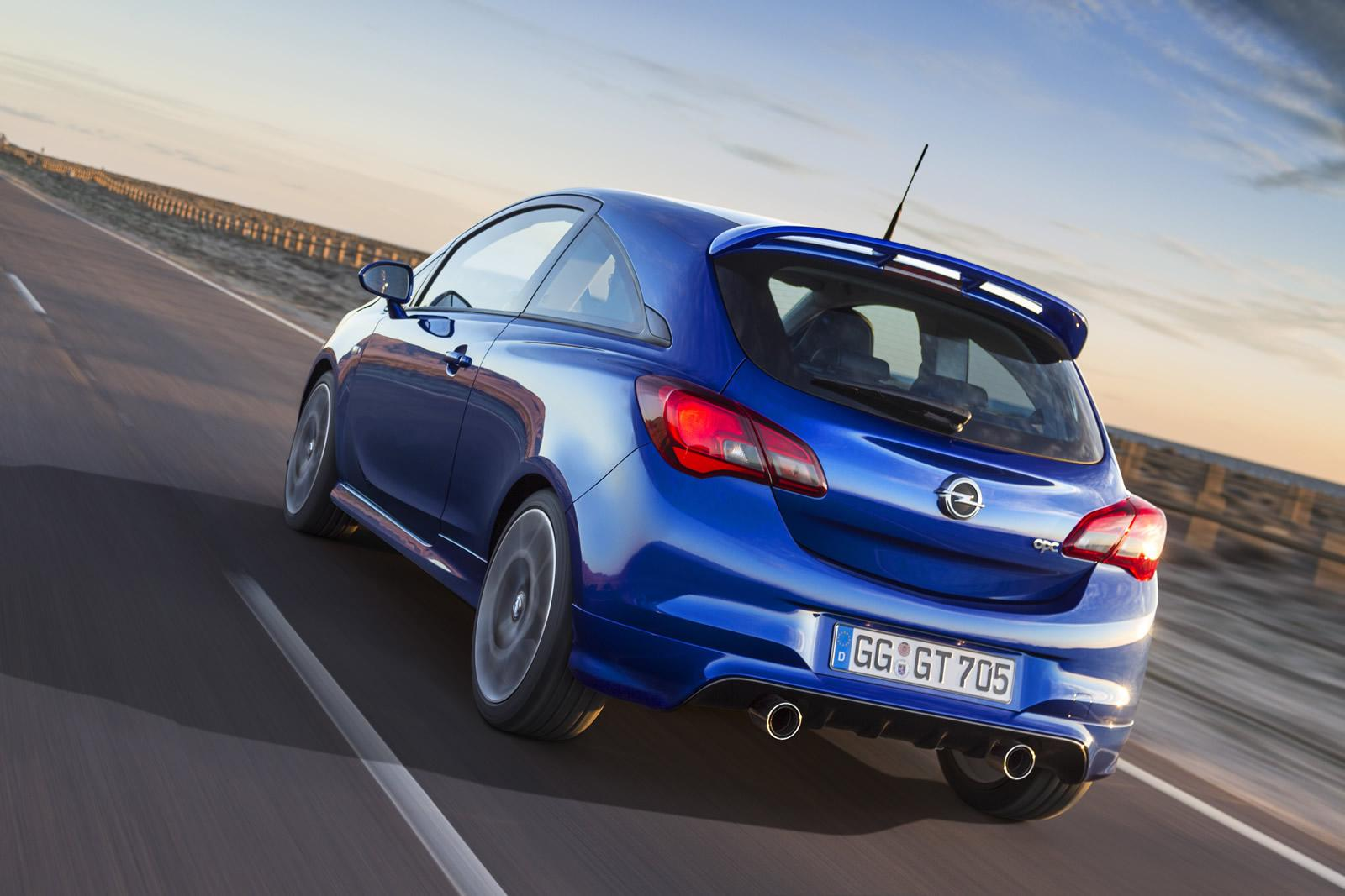 2017 Opel Astra OPC Rendered Could Use Tuned 16 Liter