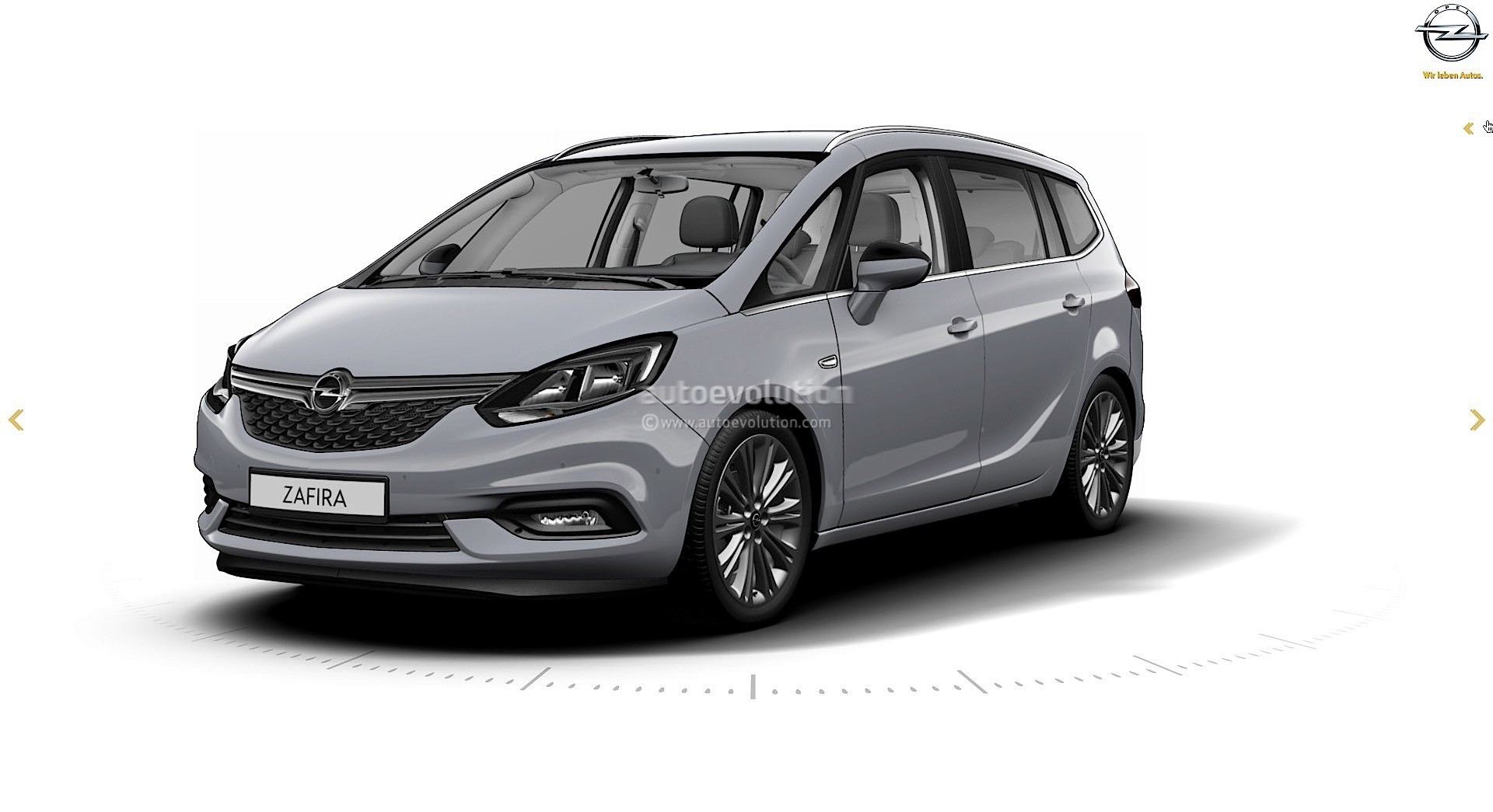 2017 Opel Zafira Facelift Leaked On GM Website Here Are