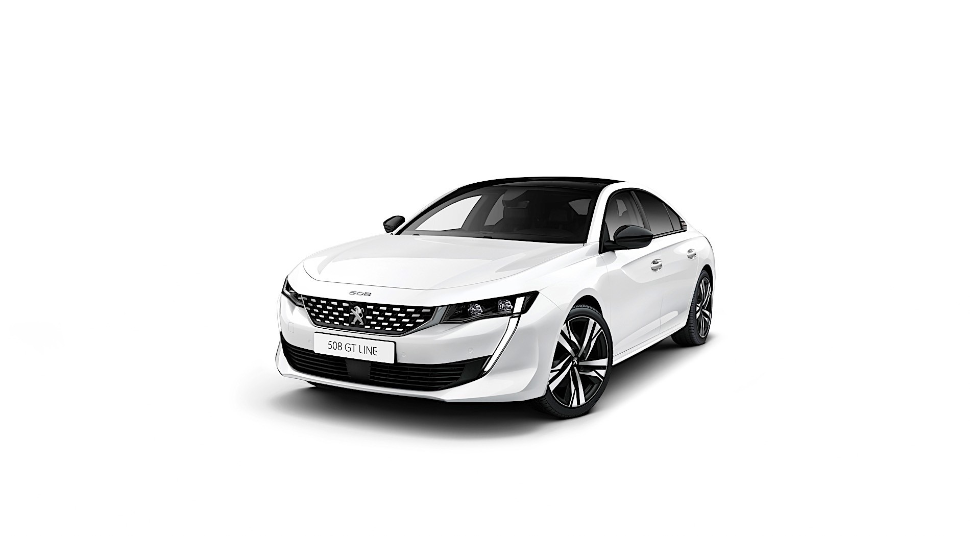2018 Peugeot 508 Revealed In Full Glory GT Version Confirmed Autoevolution