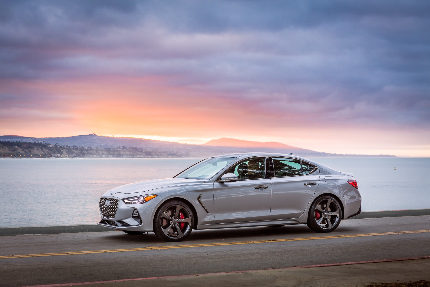 2019 Genesis G70 Available With Manual Transmission In The