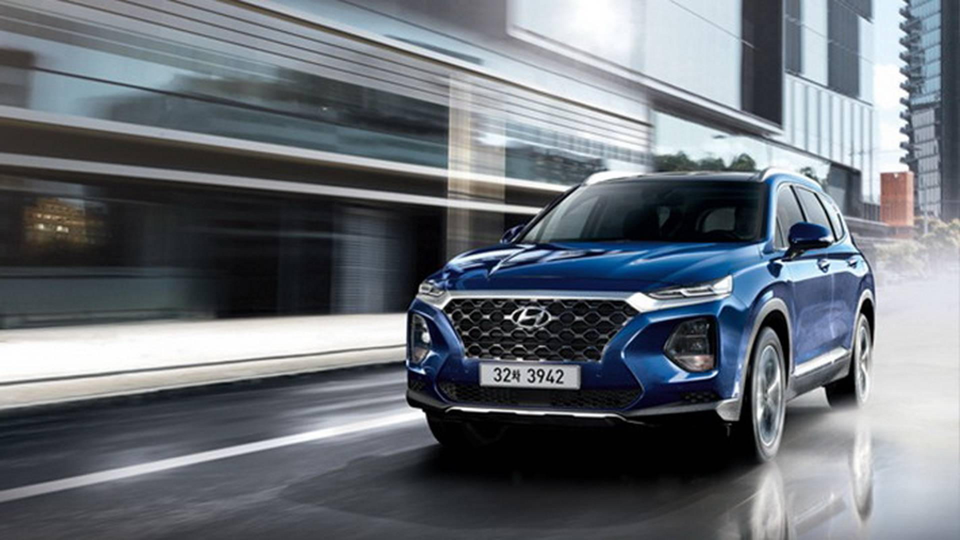 2019 Hyundai Santa Fe Looks Magnificent In New Official