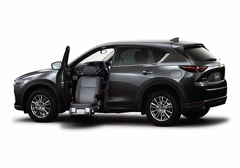 2019 mazda cx-5 gets 190 hp diesel and new skyactiv technology in