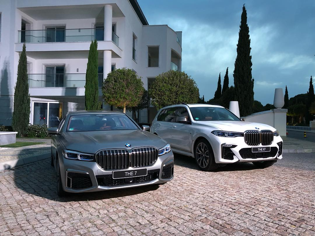 Bmw X7 And New 7 Series Launched In India Autodevot