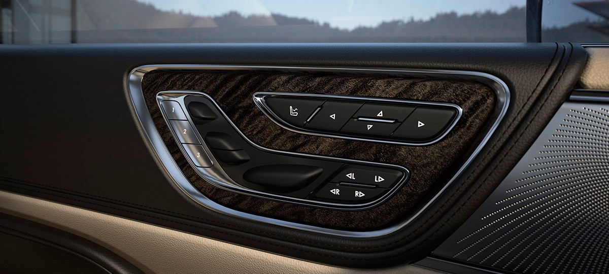 2020 Lincoln Continental Facelift Getting Coach Doors