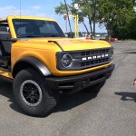 2021 Ford Bronco Video Details Two Door Sasquatch Package Up Close And Personal Autoevolution