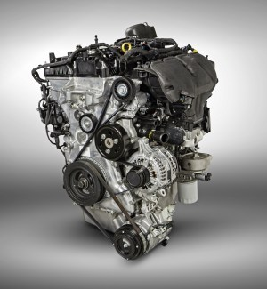 23 EcoBoost 4Cylinder and TwinScroll 20 EcoBoost are