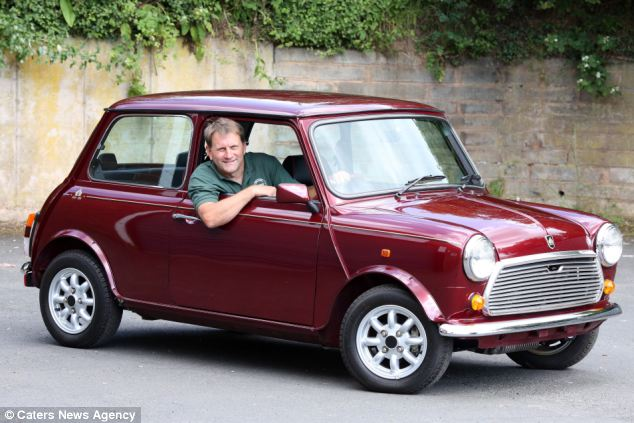 25 Year Old Mini Put Up For Sale Because Prospective