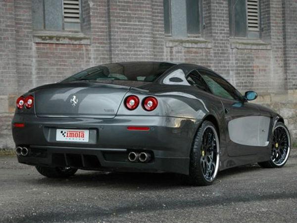 612 Ferrari Scaglietti By Imola Racing Autoevolution