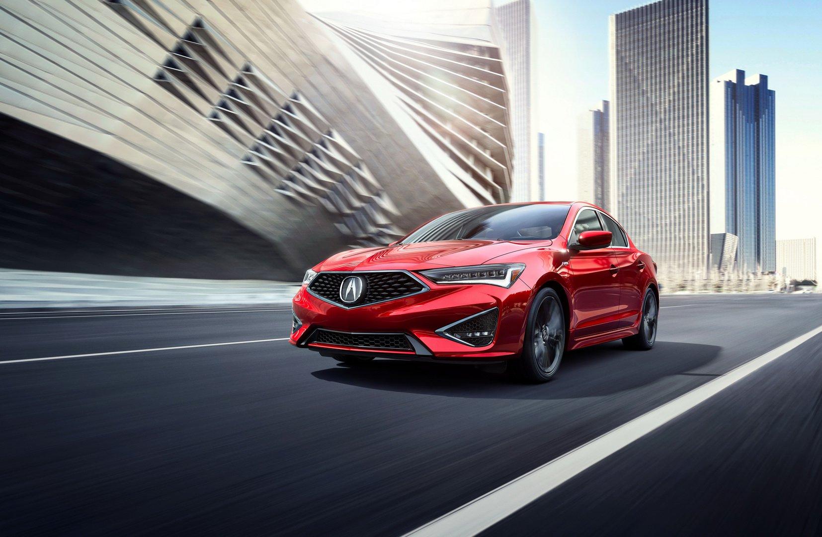 Acura ILX Loses Beak For 2019 Model Year Autoevolution