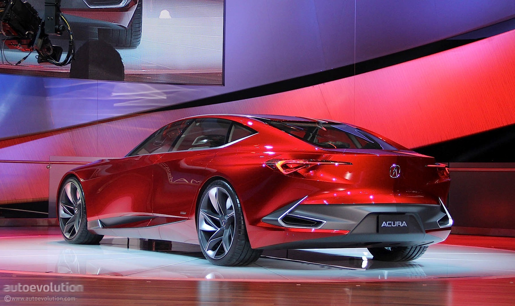 Acura Precision Concept Spices Up The 2016 Detroit Auto