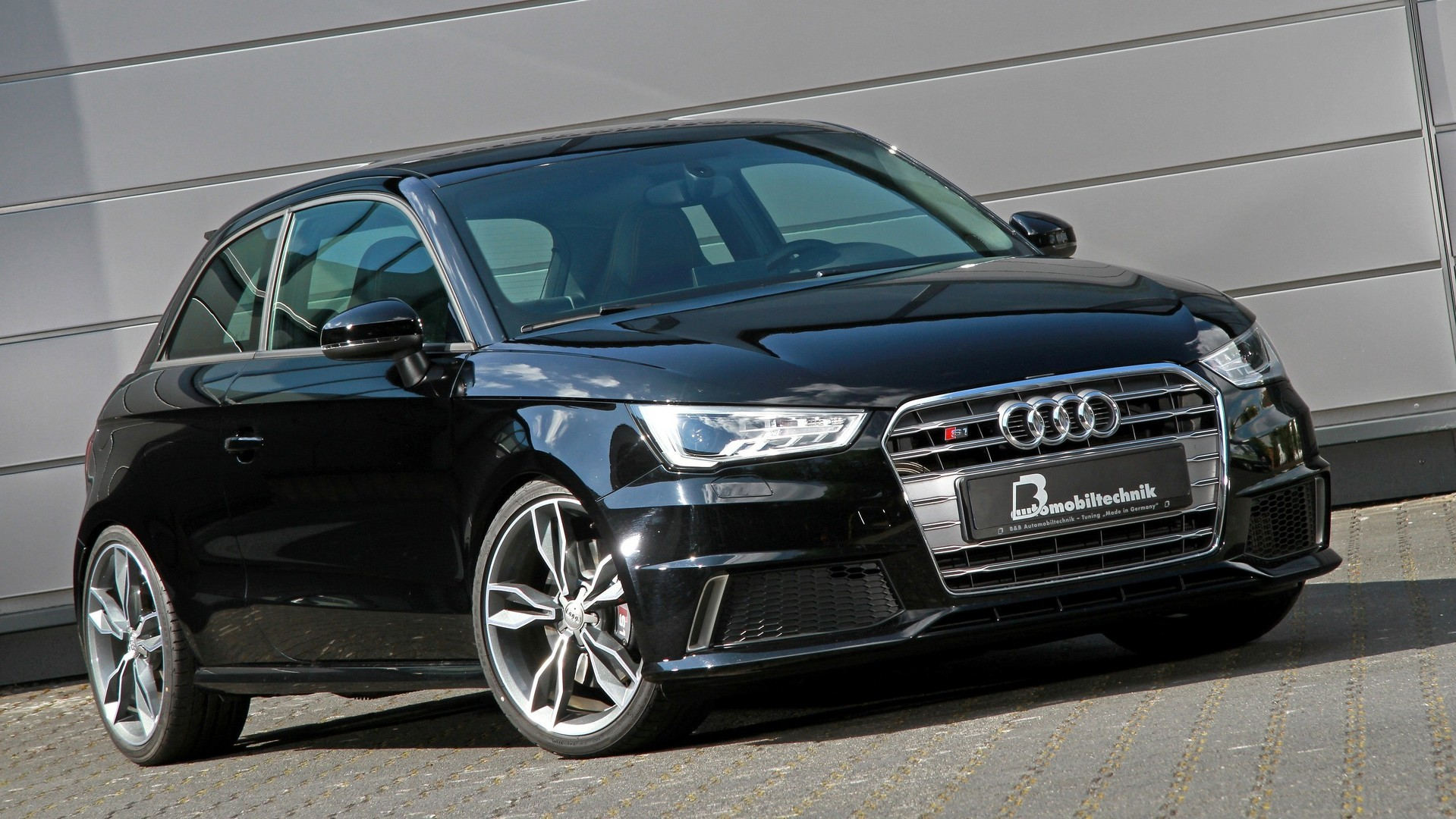 Audi RS1 What Now This Tuned Audi S1 Quattro Packs An