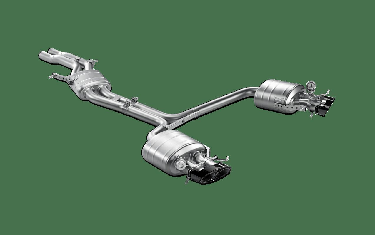 Audi Rs4 Avant Gets Akrapovic Titanium Exhaust Video