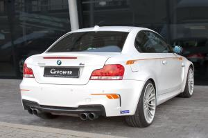 BMW 1M Coupe Tuned by GPower  autoevolution