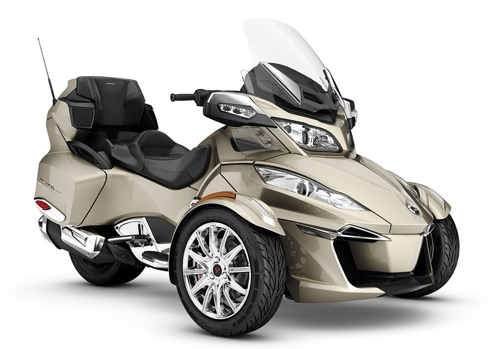 Bmw Powered Gg Taurus Trike Is Can Am Rival Autoevolution