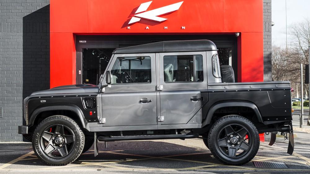 Range Rover Supercharged Interior Sport
