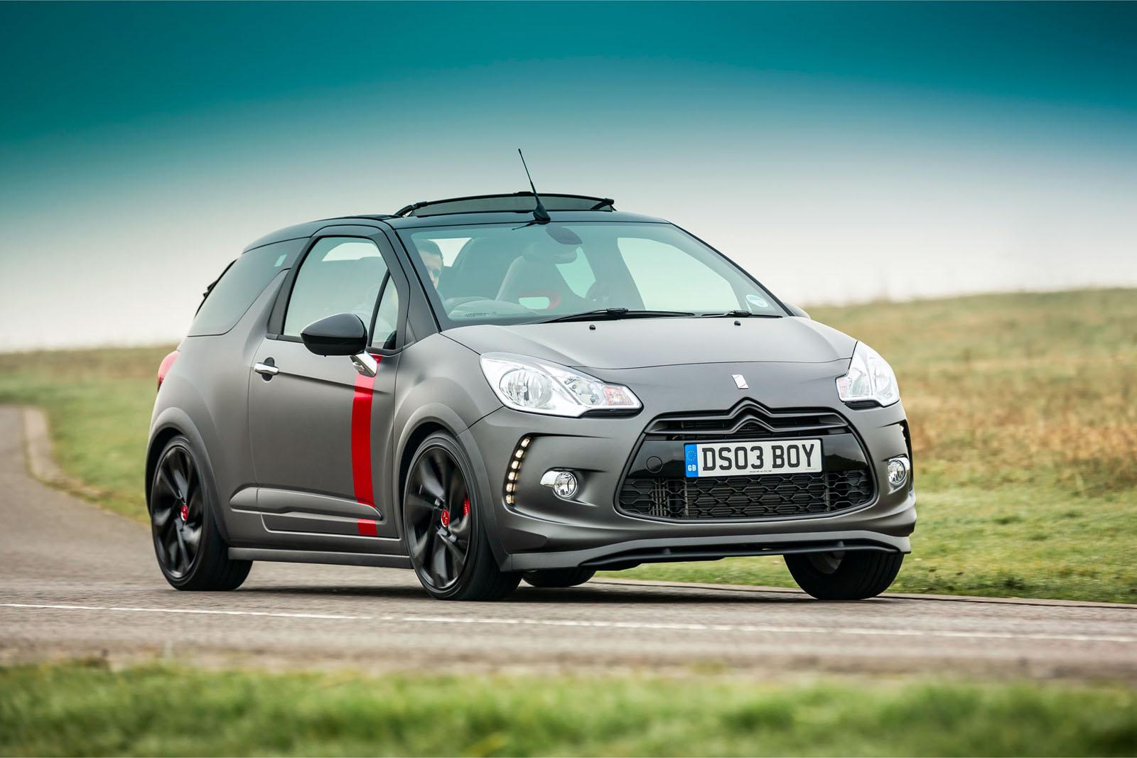 Citroen Prices DS3 Cabrio Racing In Britain Limits