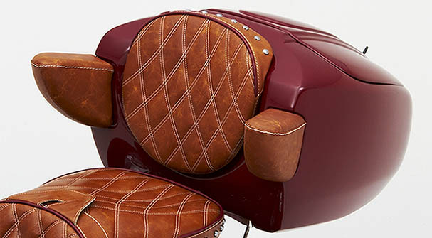 Corbin Trunk Box For Indian Chief Vintage And Chieftain