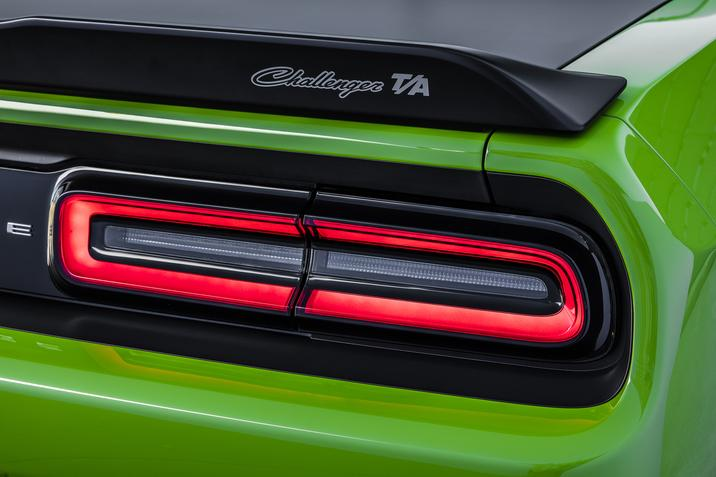Dodge Introduces Challenger TA And Charger Daytona For MY