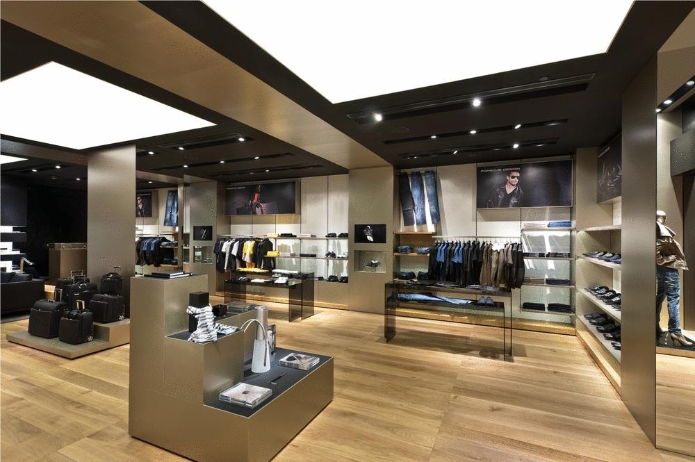 First Porsche Design Store In Asia Opens In Singapore