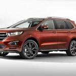 Ford Bangun Edge 7 Seater Suv Hanya Untuk Pasar China