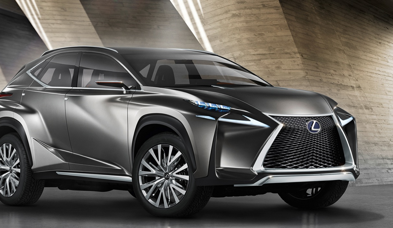 Future Lexus Models Going Even Bonkers Autoevolution