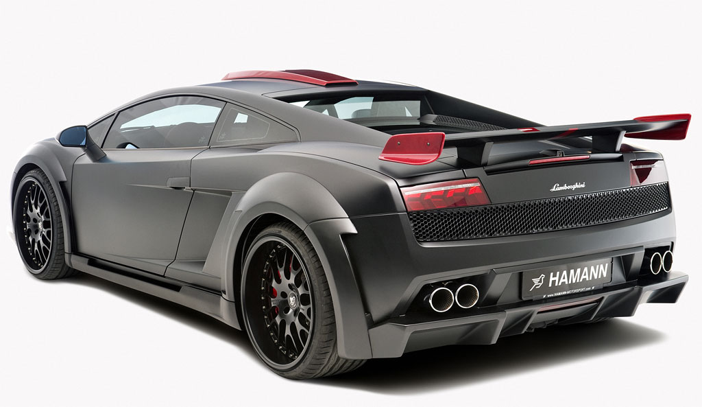 Hamann Hits Us With The Lamborghini Gallardo Victory II