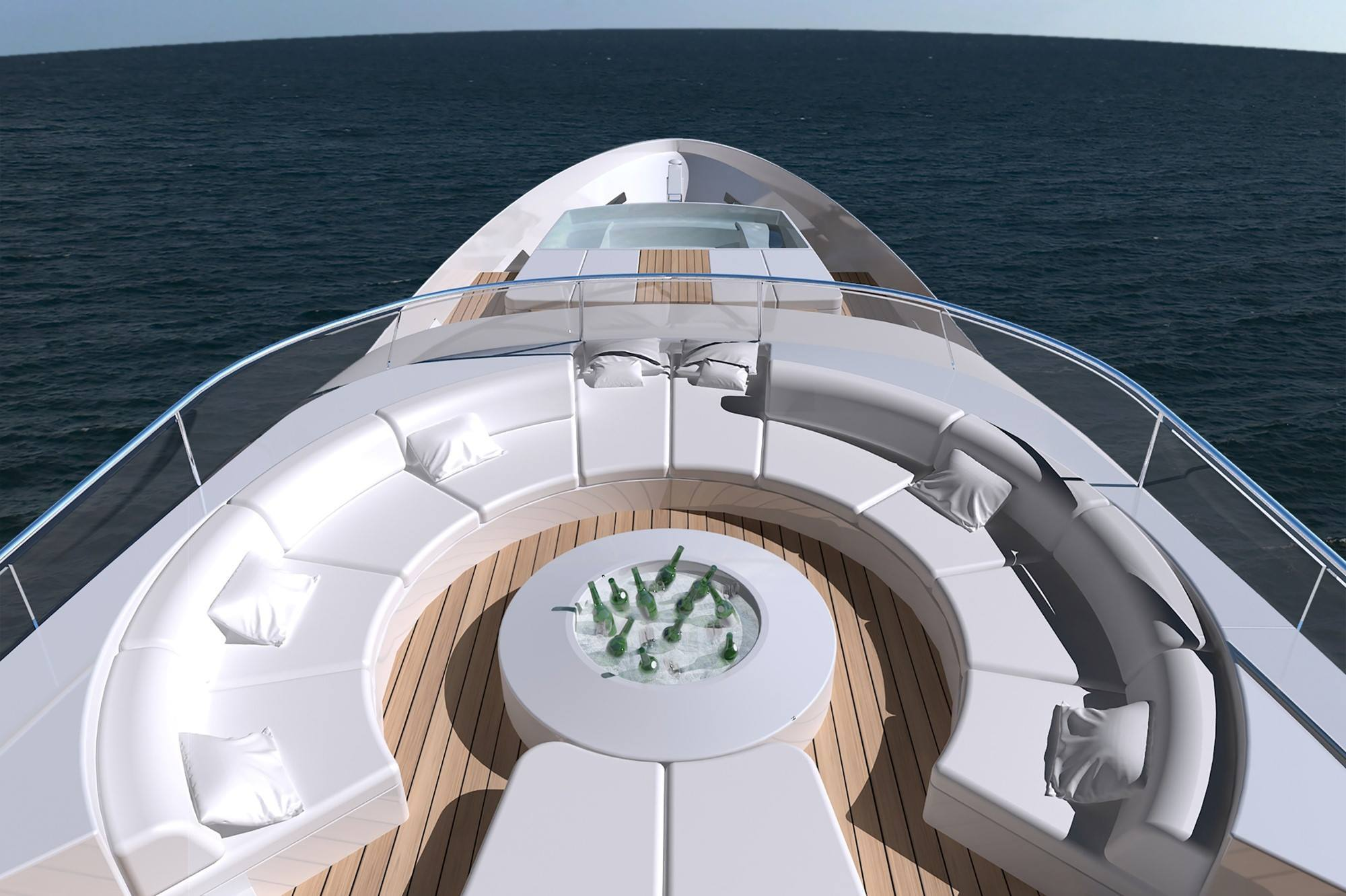 Henrik Fisker Design Has Unveiled A Super Yacht