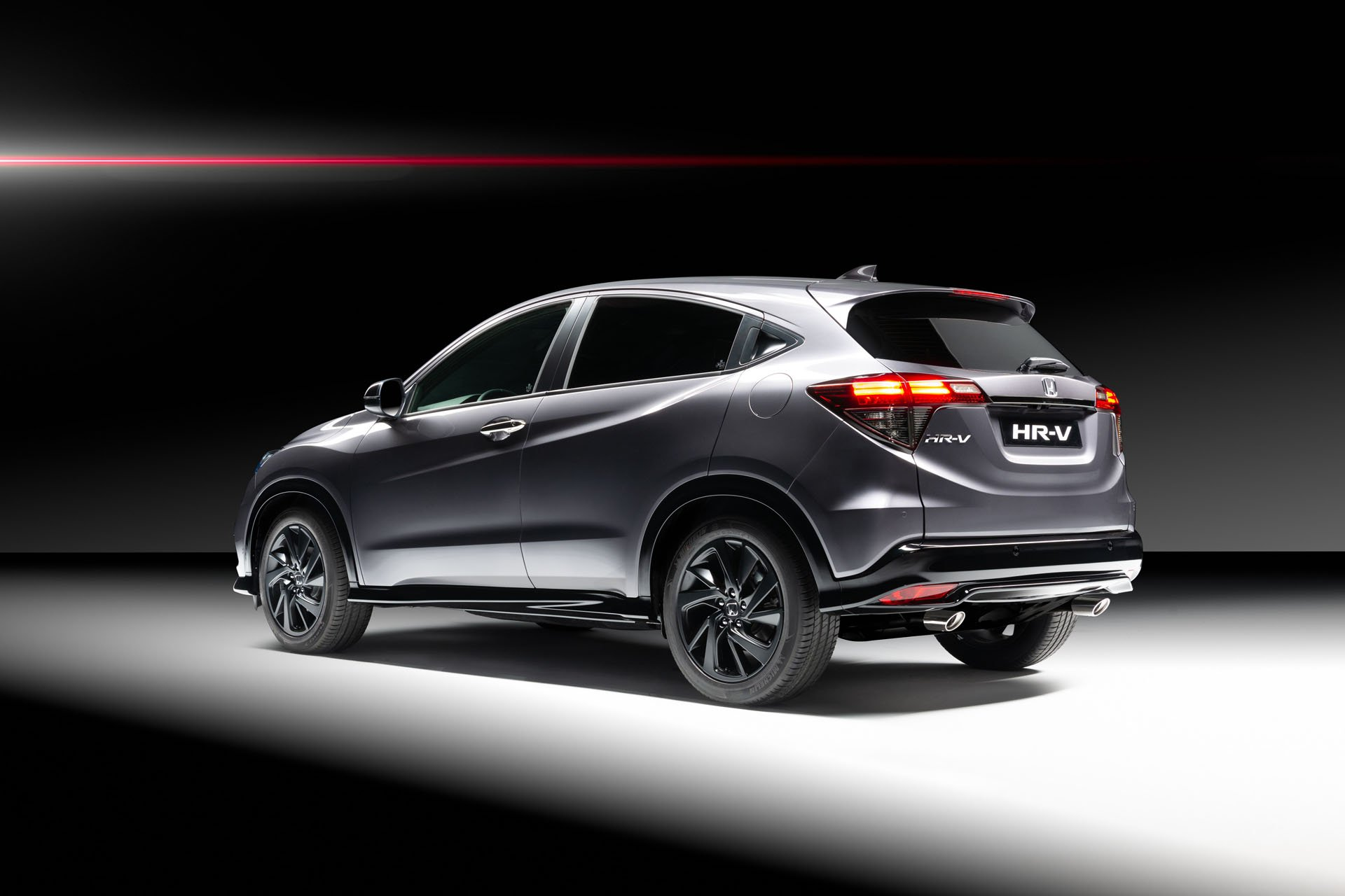 Honda HR V Sport Gets 15L VTEC Turbo Engine With 182 HP