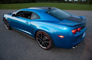 Hot Wheels Chevy Camaro Is Real, Coming in 2013 [Video]  autoevolution