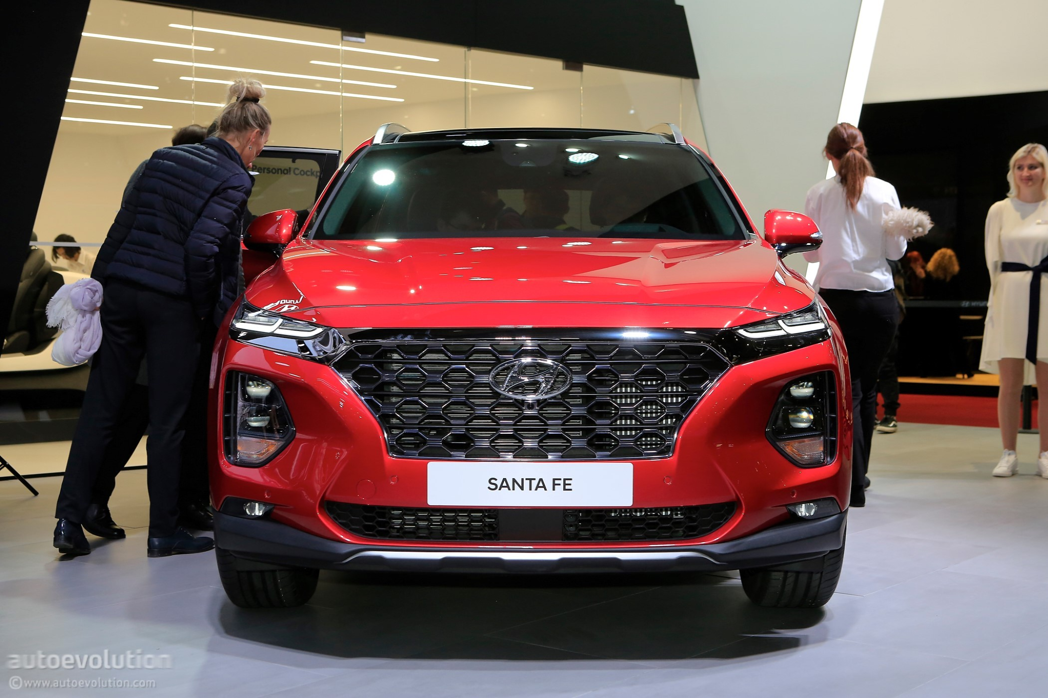 Hyundai Bringing New Santa Fe Tucson Facelift And Kona EV