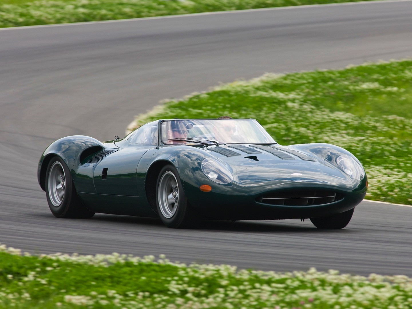 Jaguar XJ13 Prototype To Make Le Mans Debut 50 Years After
