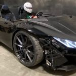 Lamborghini Huracan Evo Aperta Is A Crazy Speedster Built In A Garage Autoevolution