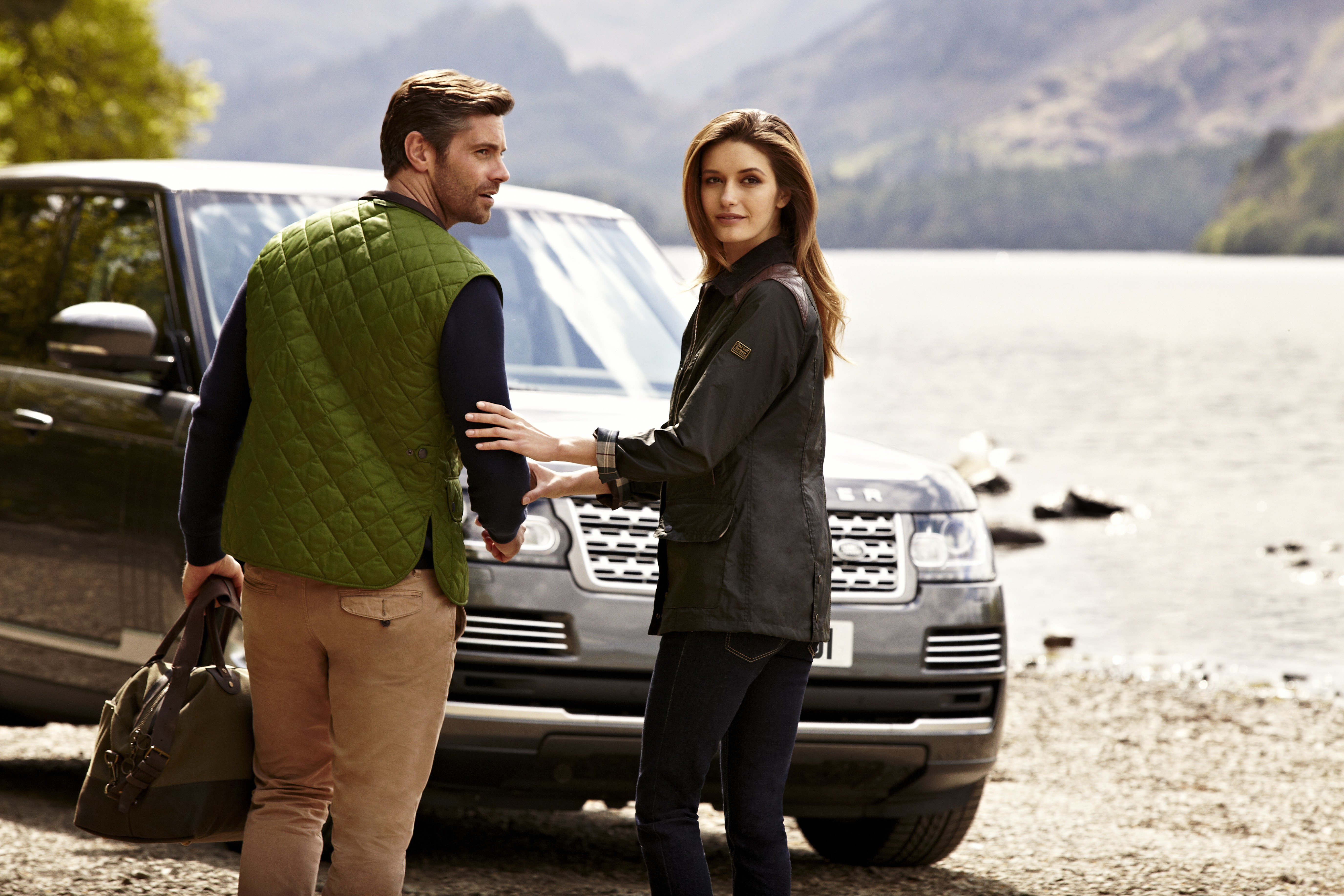Land Rover And Barbour Announce SpringSummer 2015
