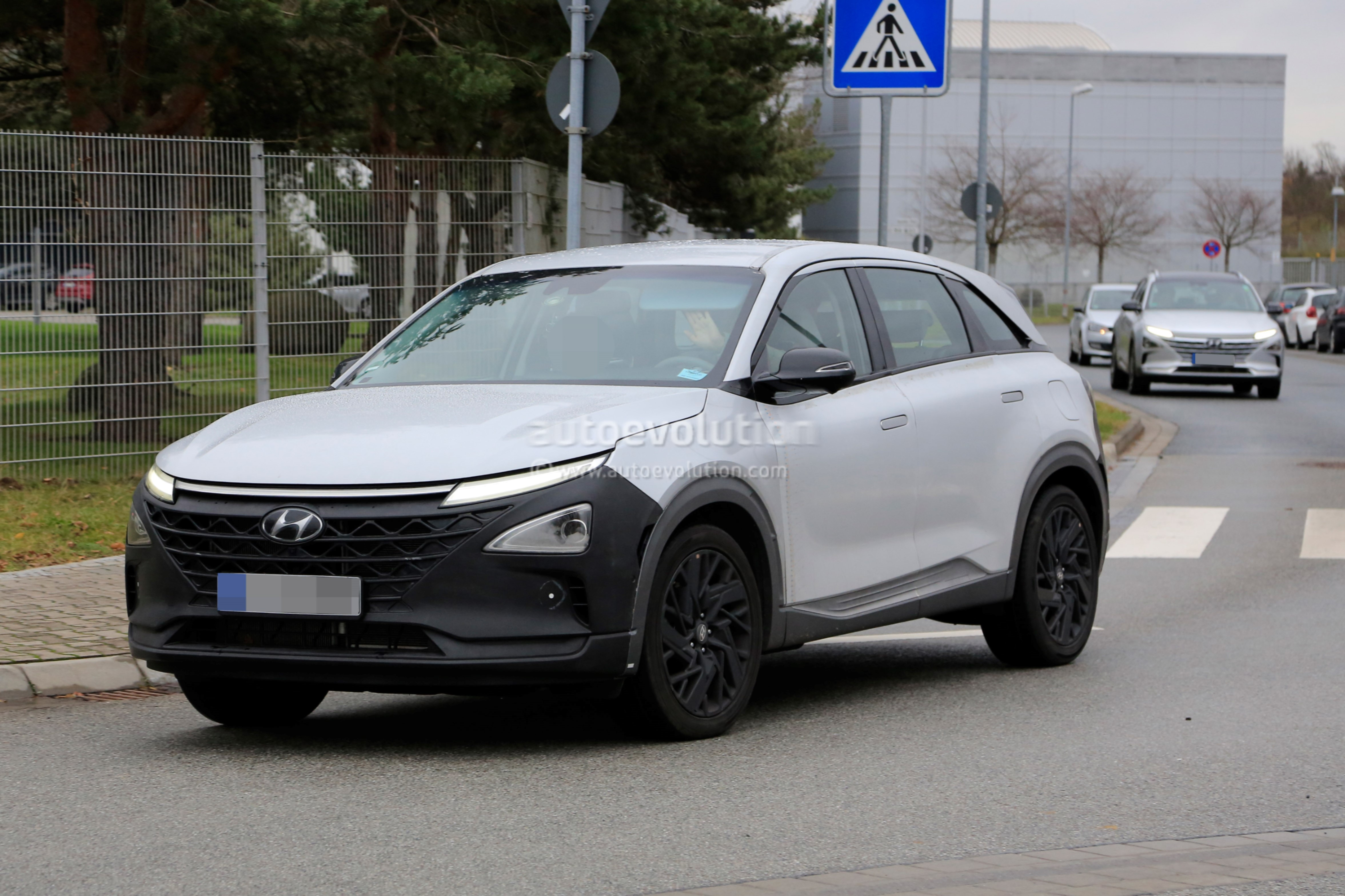 New Hyundai FCEV Name To Be Revealed At CES 2018