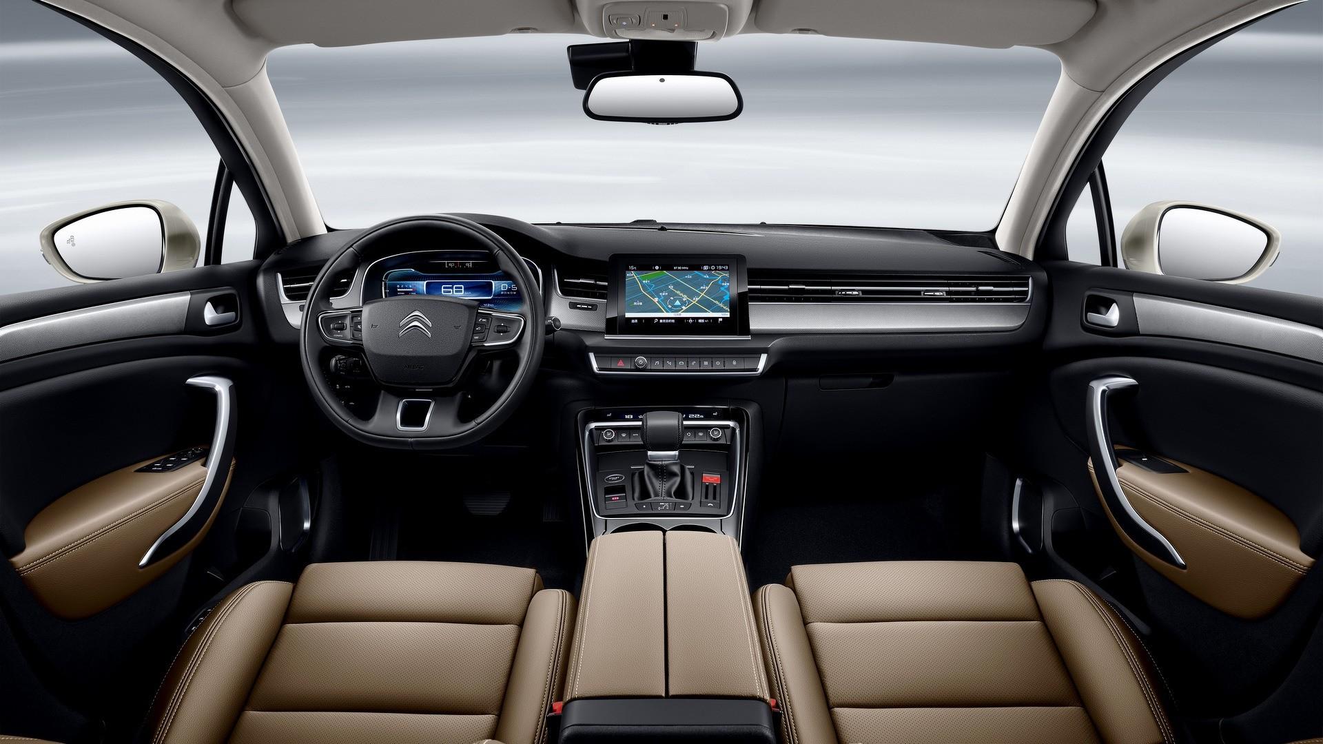 New Citroen C5 Confirmed For European Market Coming In