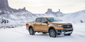 New Ford Ranger Raptor Coming to The UK in Early 2019