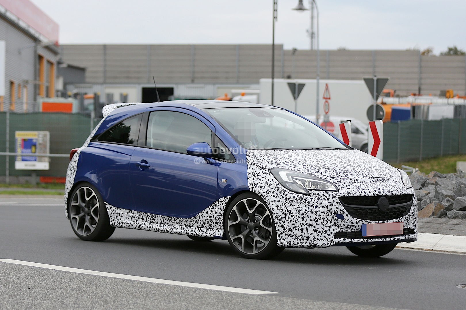 New Opel Corsa OPC 210 HP And 6 Speed Manual Confirmed