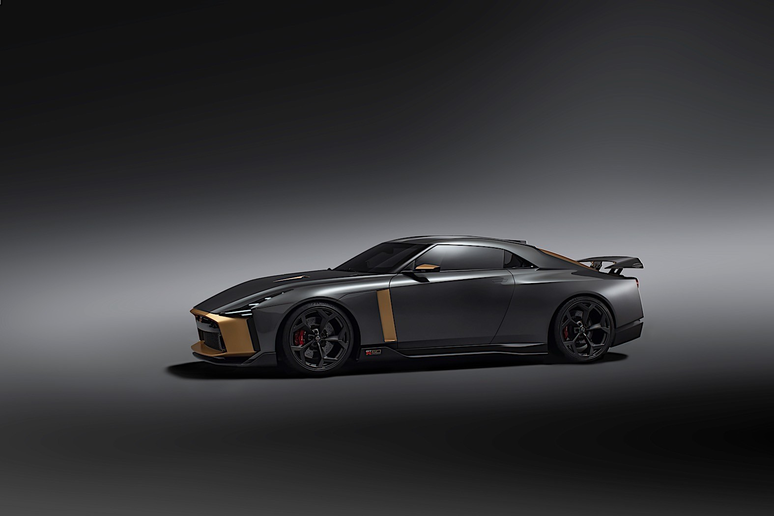 Nissan GT R50 Shines In Official Images Autoevolution