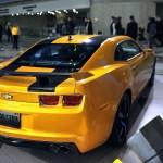 Nyias 2011 Camaro Bumblebee As Seen In Transformers 3 Live Photos Autoevolution