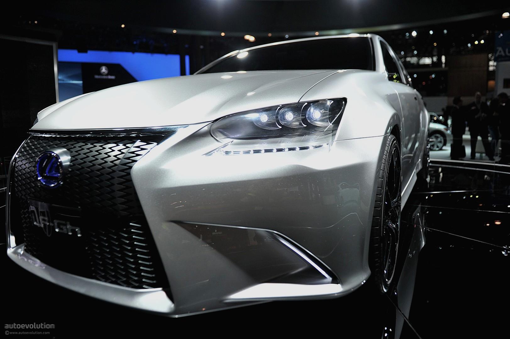 Nyias 2011 Lexus Lf Gh Concept Live Photos Autoevolution