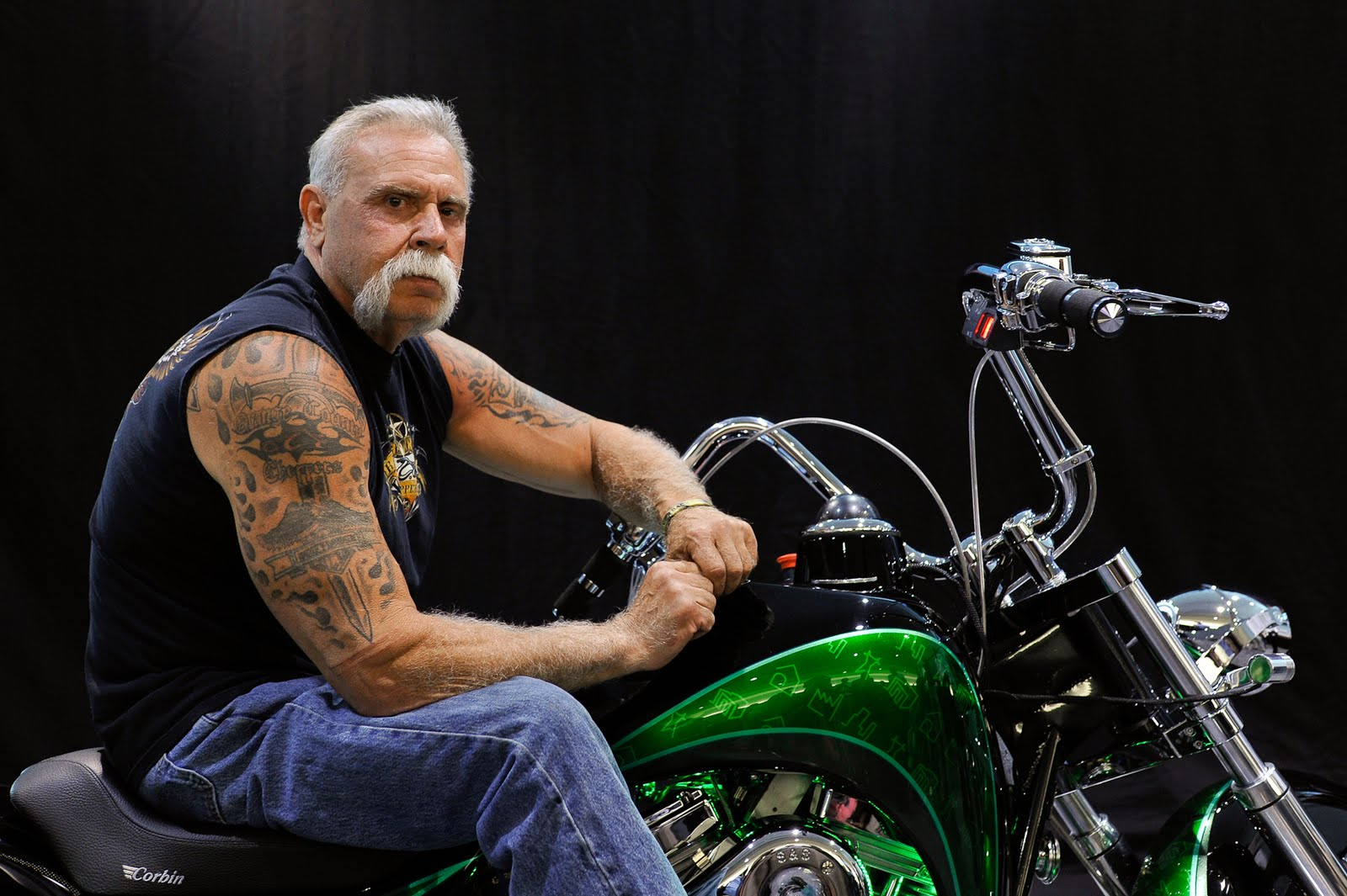 Paul Teutul Sr Says Orange County Choppers Is Not Going
